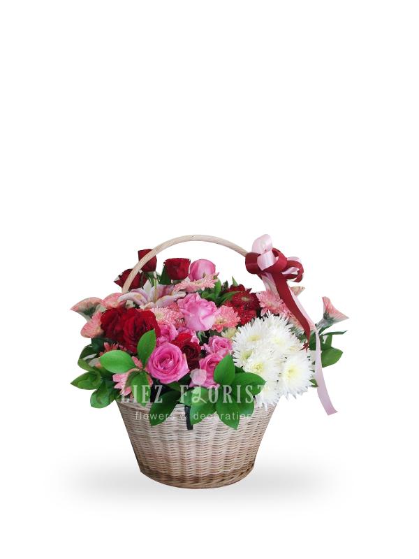 Rangkaian Bunga Alami (KODE : RBA 02)