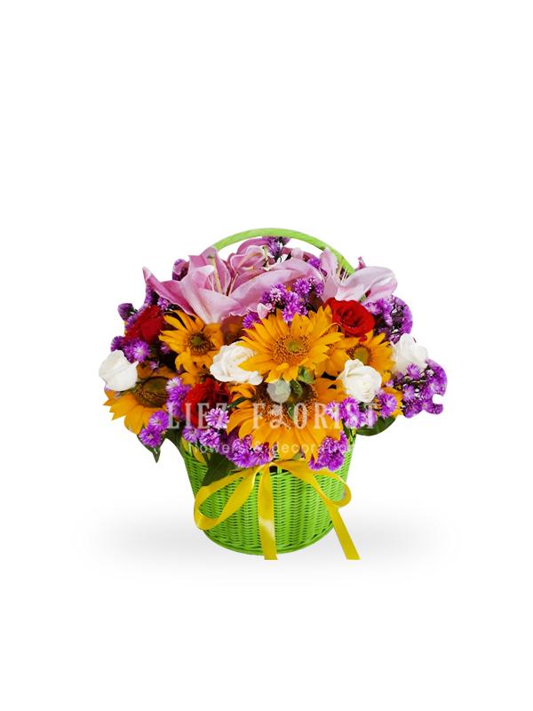 Rangkaian Bunga Alami (KODE : RBA 04)