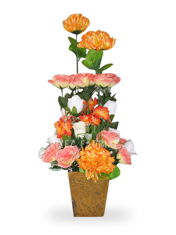 Rangkaian Bunga Artificial (KODE : ART 01)