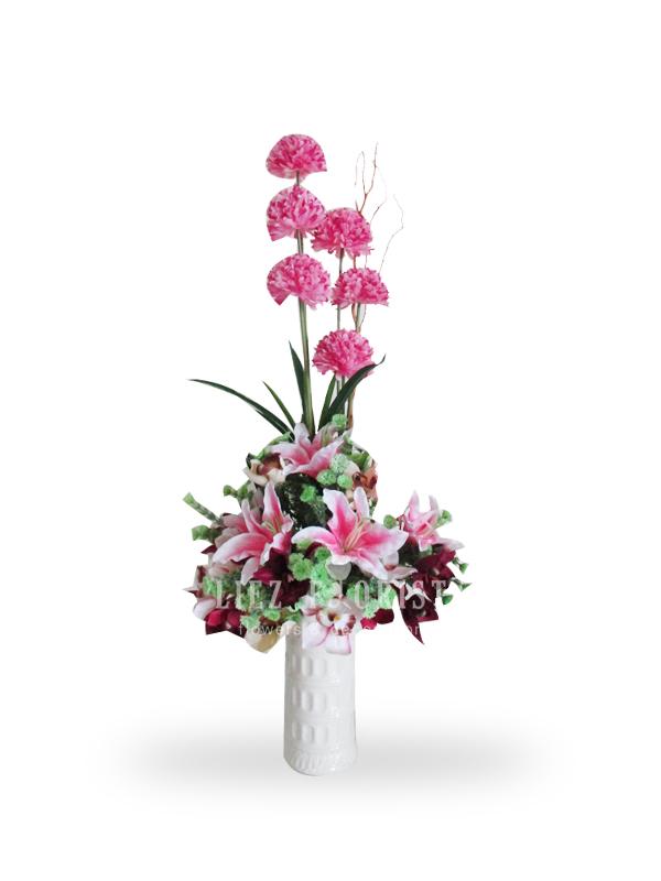 Rangkaian Bunga Artificial (KODE : ART 03)
