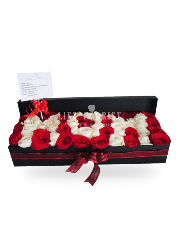 Flower Box (KODE : FB 01)